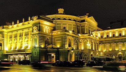 Звезды белых ночей в Мариинском театре