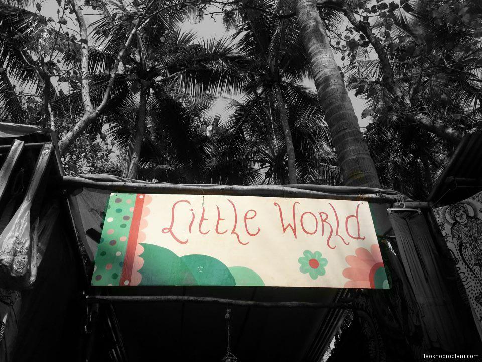 """Кафе """"Little World"""" Маленький мир"""