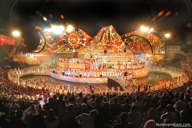 Vendimiya - 葡萄酒节在门多萨, 阿根廷