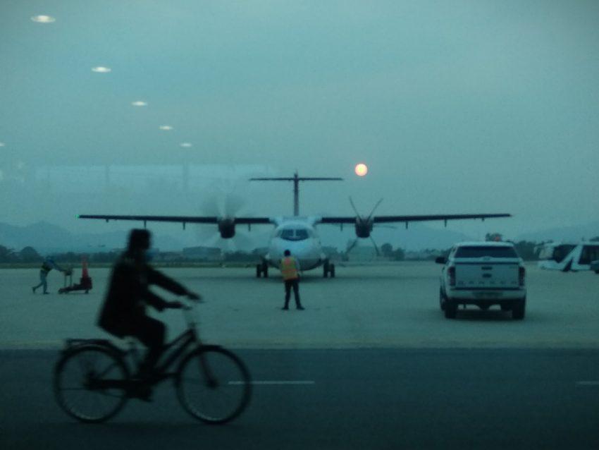 Road to the coronavirus closed epidemic China