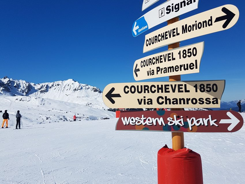 Quarantine in Italy: Get to Courchevel