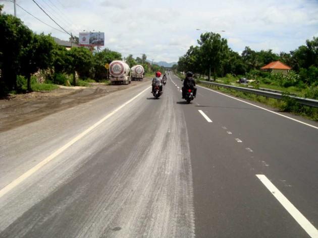 Дорога в Амед