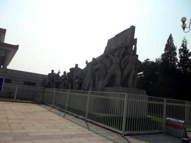 Монумент на площади Тяньаньмэнь