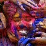 Фестиваль Красок в Санкт-Петербурге
