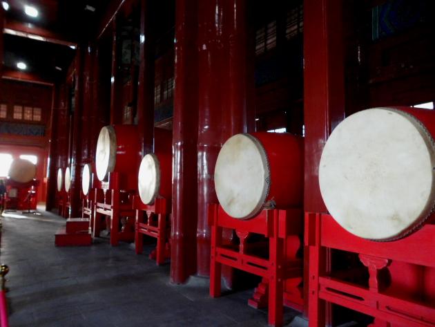 Барабанная башня Гулоу. Пекин