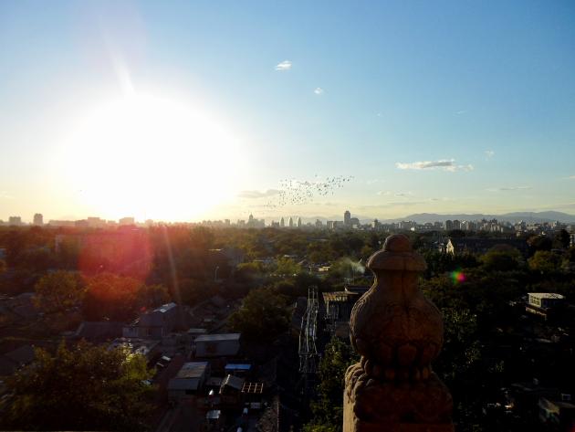 Колокольная башня Джонглоу. Пекин