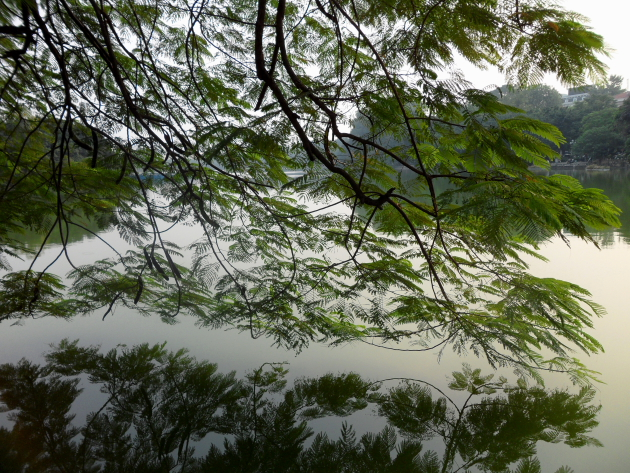 Озеро Хоан Ким. Ханой