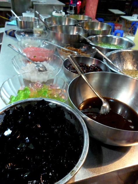 Сладости в Ханое. Еда
