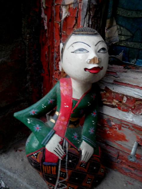 Кукла. Пекинский хутун