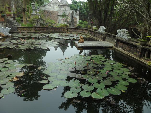 Вьетнамский дворец Тань Чуон