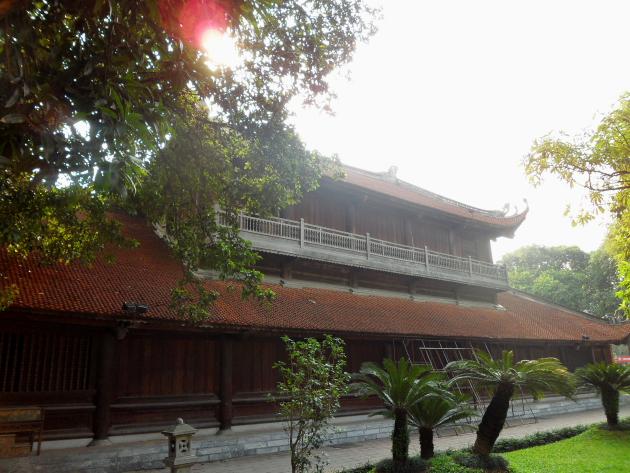 Достопримечательности Ханоя. Храм