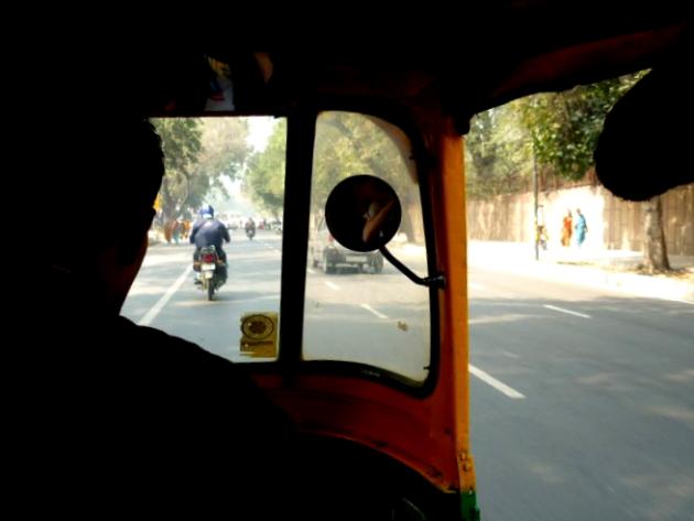 Развод туриста в Индии. Тук-Тук