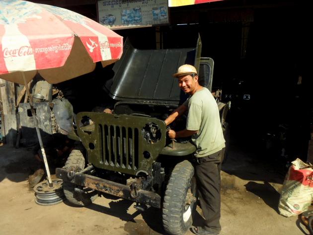 Dostoprimechatelnosti Pnompenya 02 Достопримечательности Пномпеня