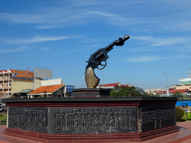 Dostoprimechatelnosti Pnompenya 04 Достопримечательности Пномпеня