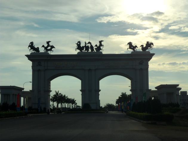 Dostoprimechatelnosti Pnompenya 07 Достопримечательности Пномпеня