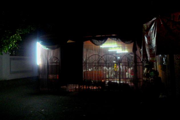 Достопримечательности Пномпеня шатер