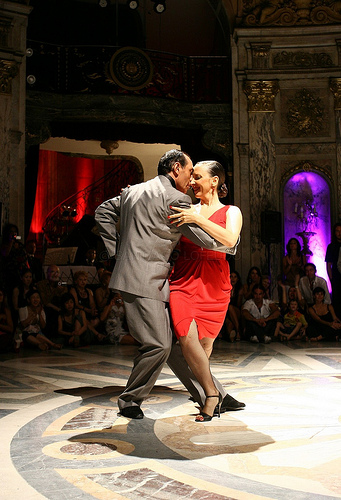 Фестиваль танго в Буэнос-Айрэсе, Аргентина (Festival de Tango)