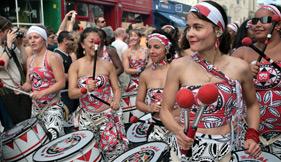 Ноттинг Хилл карнавал в Лондоне (The Notting Hill Carnival)
