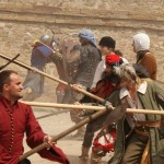 "Рыцарский фестиваль ""Генуэзский шлем"" Судак, Крым"