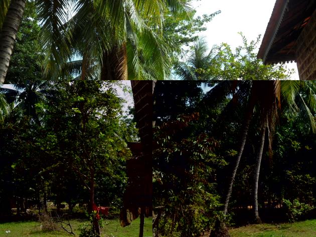 Кхмерская деревня