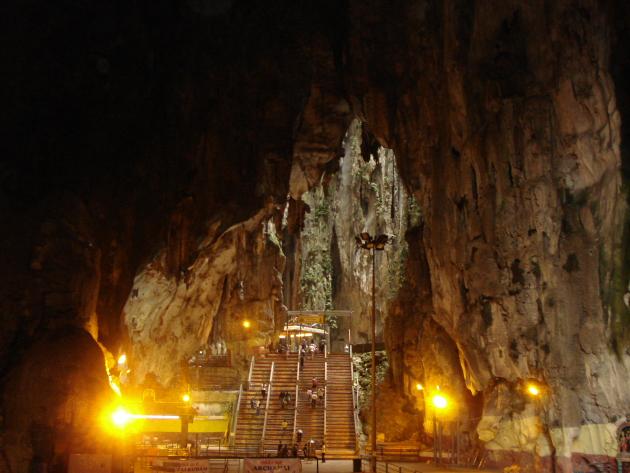 Peshheryi Batu Keyvs 14 Бату Кейвс. Священные пещеры Бату