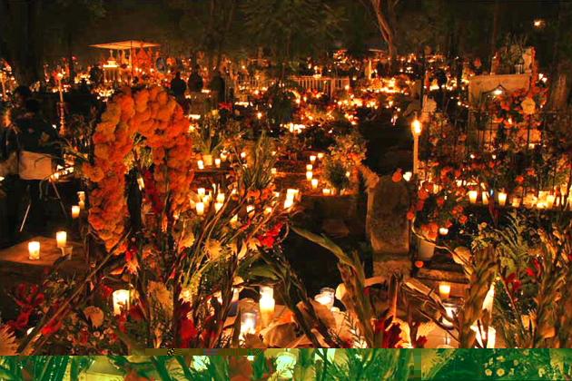 День мёртвых Мексика