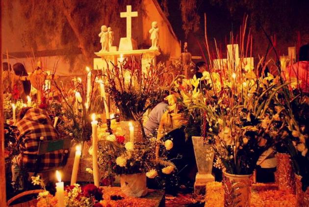 Dia de muertos | День мёртвых Мексика