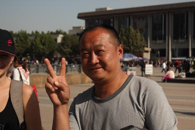 Жители Шицзячжуана