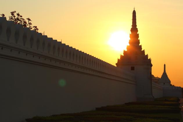 Самые храмы Бангкока