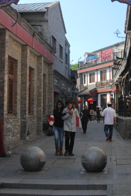 Улочки старого Пекина. Бейхай