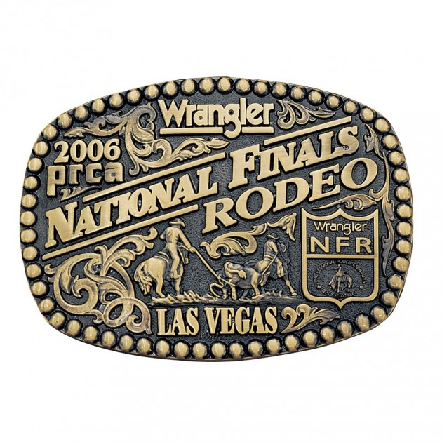 Супер кубок по родео (National Finals Rodeo)