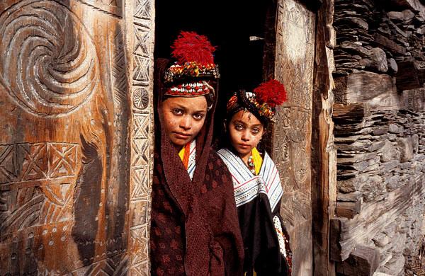Chaumos - фестиваль народов Калаши в Пакистане