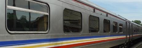 Поезд Сингапур-Малайзия-Таиланд