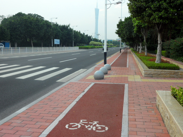 Старый Кантон. Велопрогулки по Гуанчжоу