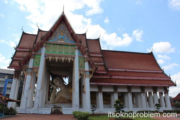 Лежащий Будда, Хат Яй, Таиланд