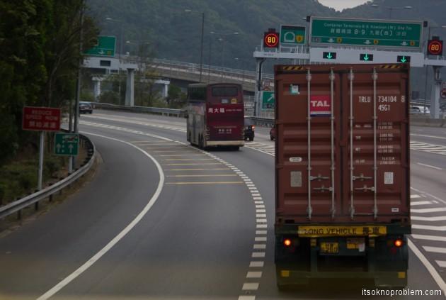 Граница Шеньчженя и Гонконга. Путь в Гонконг