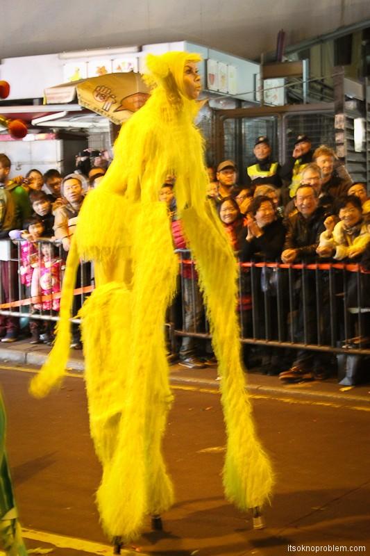 Парад на китайский новый год в Гонконге (21 of 19)