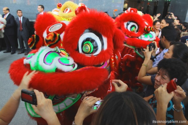Китайский новый год в КЛ
