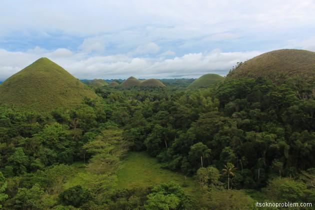 Самостоятельный мини-тур по острову Бохолу