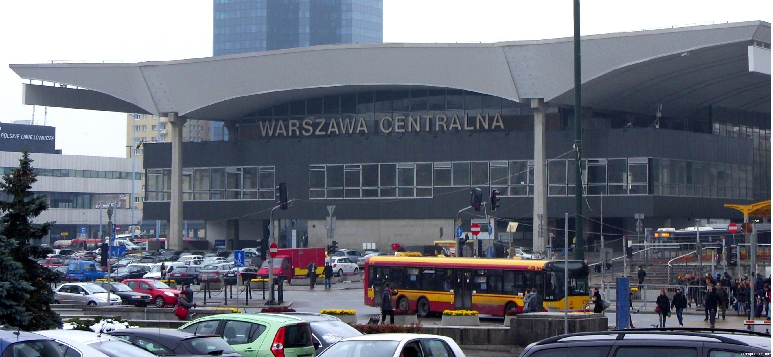 Из Варшавы в Петербург