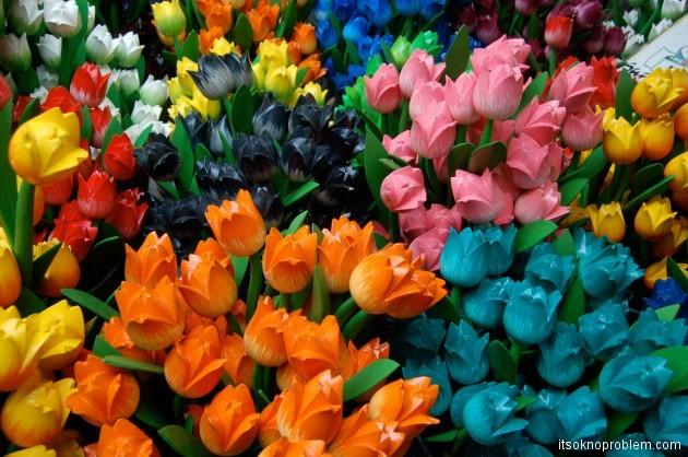 Фестиваль тюльпанов в Стамбуле, Турция