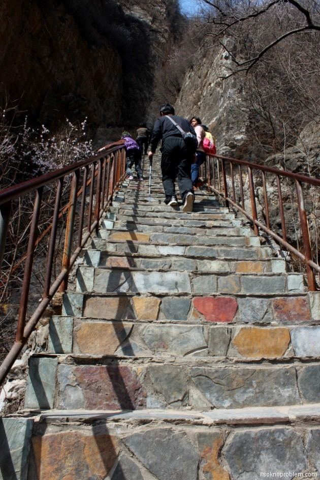 Пять героев гора Ланья. Райская лестница (Ladder to heaven)