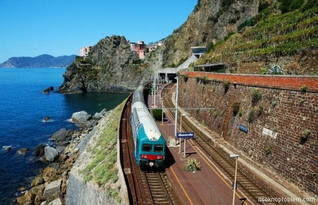 Интеррейл путешествие на поездах в Европе