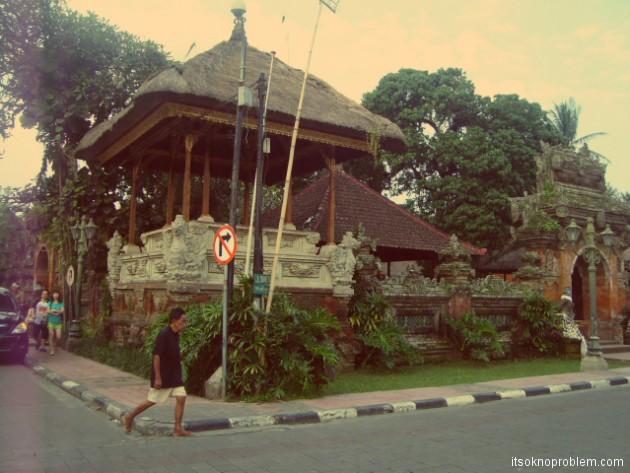 Убуд. Бали. Индонезия