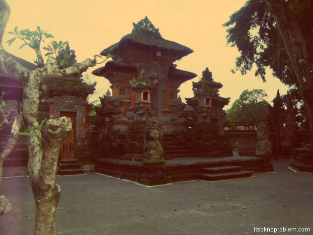 Парк в Убуде. Бали. Индонезия