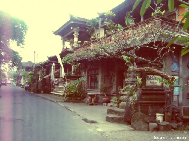 Дом художника. Убуд. Бали. Индонезия