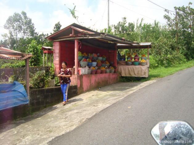 Фрукты на Бали. Индонезия