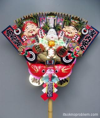 kumade - японский символ материального благополучия