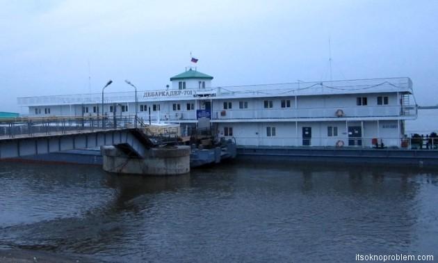 В Китай из Хабаровска
