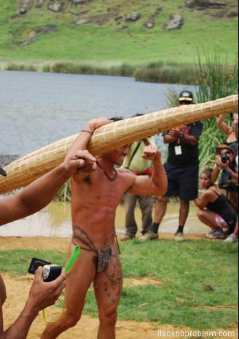 Фестиваль Тапати на о. Пасхи